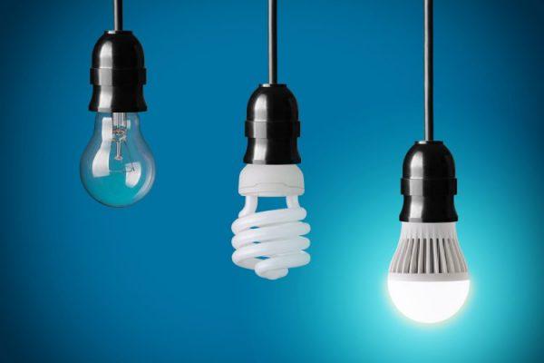 Cambio de iluminación a LED